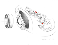 commission for Greubel Forsey, Fine Watchmaking