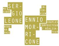 Morricone & Leone