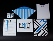 Self Promotional Stationery