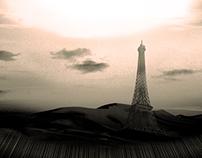 Paris under the Sand