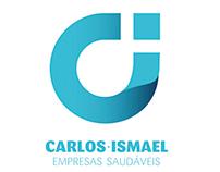 Logo identity branding carlos ismael