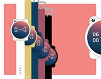 Smartwatch User-Interface