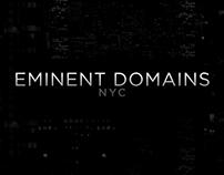 Vanity Fair Eminent Domains