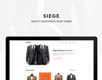 SIEGE - Wordpress Theme by Crowd-Themes.com