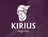 Branding Kirius - Seguros