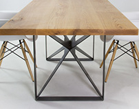 Criss-Cross Table