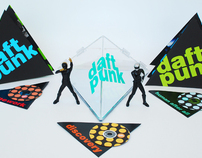 Daft Punk Pyramid Music Collection