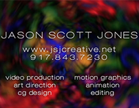 JSJ Video Showreel Spring 2014