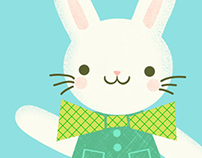 Easter Bunny Games for Kids App