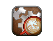 Barista Kit - App Graphics
