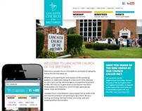 Website for Lancaster Church of the Brethren