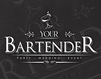 Your Bartender | Logo