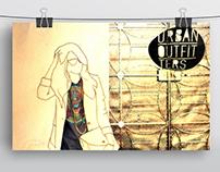 Ilustrações - Urban Outfitters