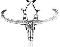 Animal Pendants Jewelry in Sterling Silver