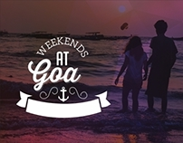 Weekends at 'GOA'          Travel Photography