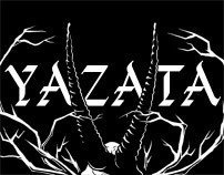 Yazata T-shirt design