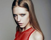 Makeup portfolio Darya Duzba #2