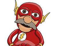 Waldorf the Flash
