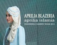 Aprilia Blazeria at IFW 2014
