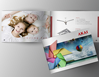 AKAI 2013 Fan Catalogue