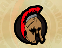 Logo para xSpartans gaming