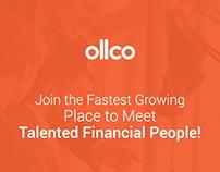 Ollco- Social media platform