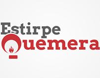 Concurso Estirpe Quemera - Huracán - Logo 2