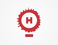 Concurso Estirpe Quemera - Huracán - Logo 3