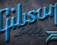 """Gibson """"Les Paul Model"""" modeling"""