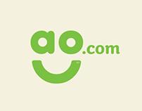 AO.com - Audiovisual Packaging Copy