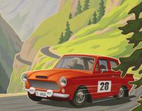 Alps Circuit