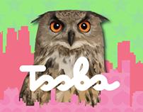 Tooba branding