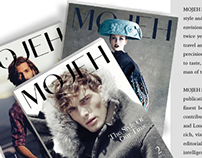 Design Mojeh Magazine ISSUE 19 - 2014