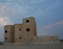 Abandoned Villa Ruwais Qatar