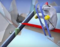 Bear Ski Jumping