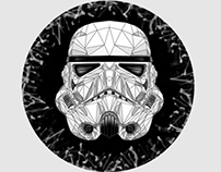 STAR WARS Stormtrooper Tectonic