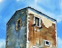 Sicilian Tower