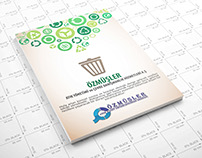 Özmüşler - Recycle Factory Catalog Design