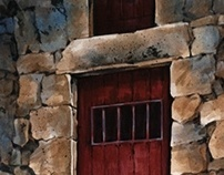 Sicilian Doorway
