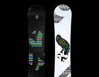 Fifty Fifty Snowboards
