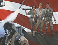 VFW Mural