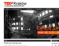 TEDx Kraków. Cooperation - Ania Laszczyk