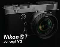 Nikon DF concept