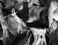 THE WATERS OF GOD by Melanie Bitti