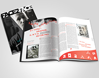 Publishing Workshop 2014 Face to Face mag by Azerty
