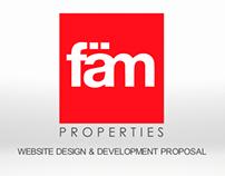 FAM Properties UI/UX Proposal