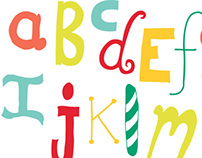Alphabet Illustration