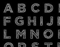 Handrawn Alphabet