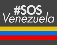 #SOSVenezuela Why We Protest flyers