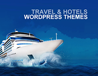25+ Travel & Hotels WordPress Themes